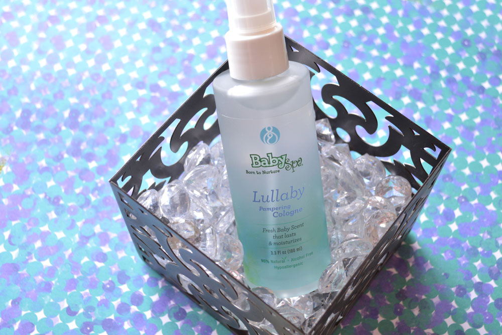 Baby Spa Lullaby Pampering Cologne - Mommy Scene