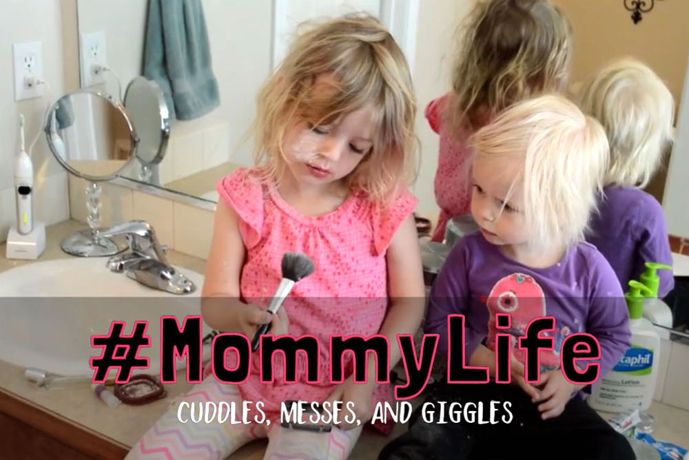 Mommy Life Video – Cuddles, Messes, and Giggles