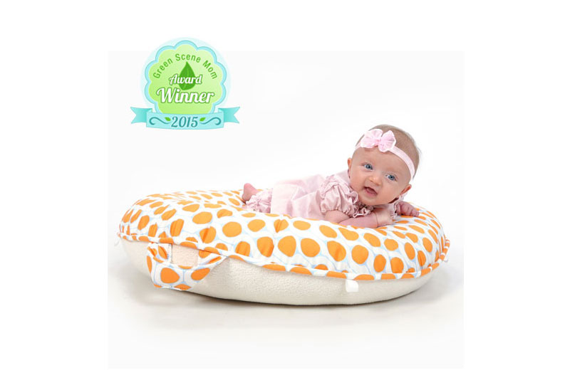 Pello Organic Luxe Floor Pillow