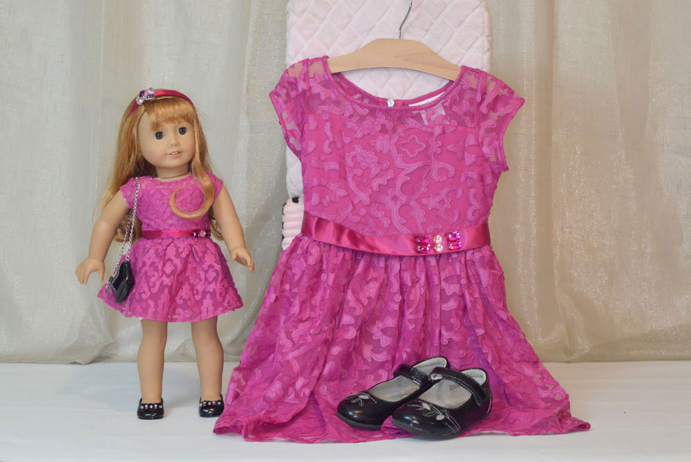 American Girl Matching Outfits - Mommy Scene