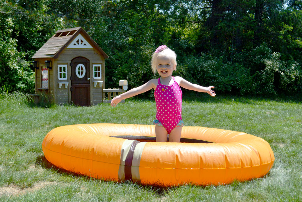 The Shrunks fun trampoline pool for kids - Mommy Scene