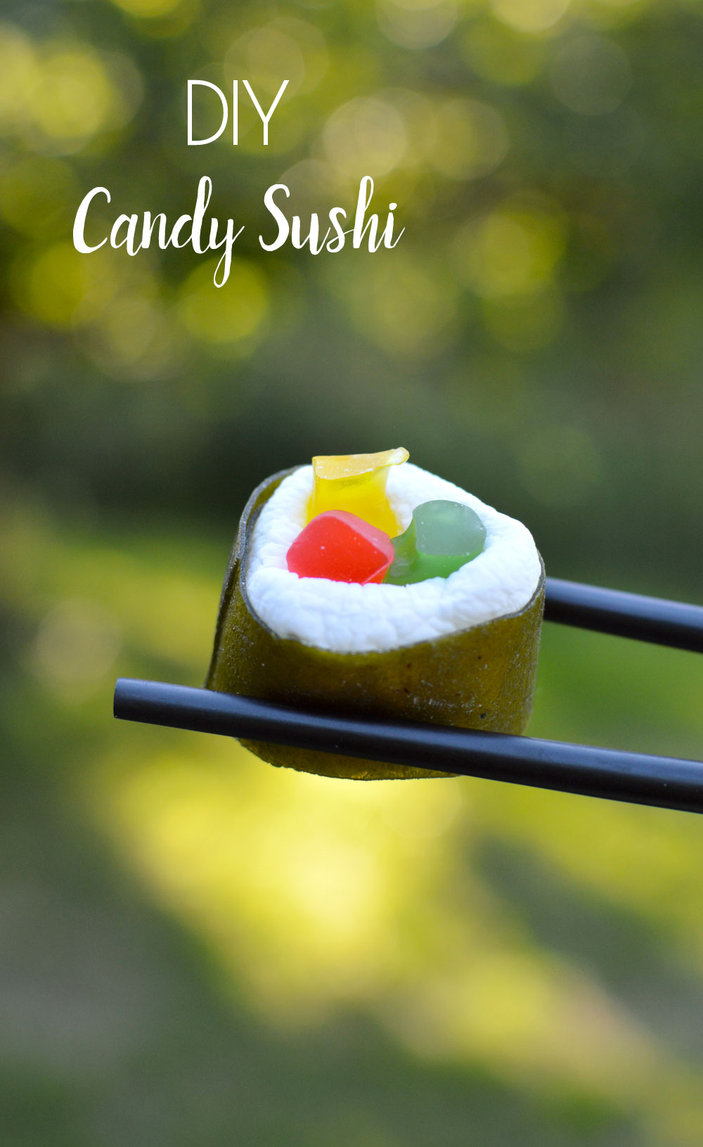 DIY Candy Sushi and fun party treats - Mommy Scene