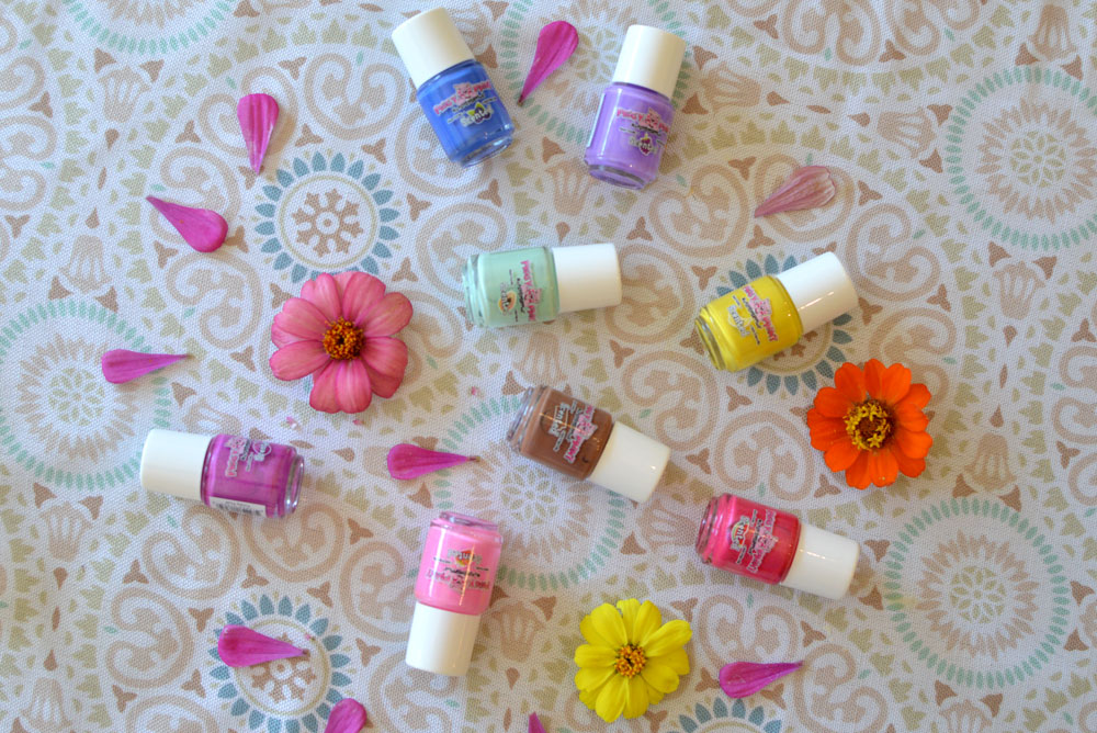Piggy Paint scented nail polish for girls - Mommy Scene