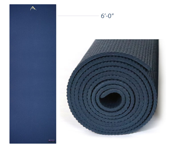 Aurorae Ultra Yoga Mat - Mommy Scene Holiday Gift Guide