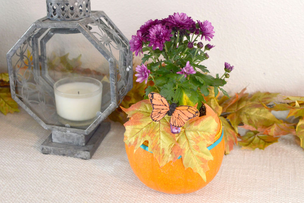 Inexpensive and Beautiful Fall Decorations - Mommy Scene