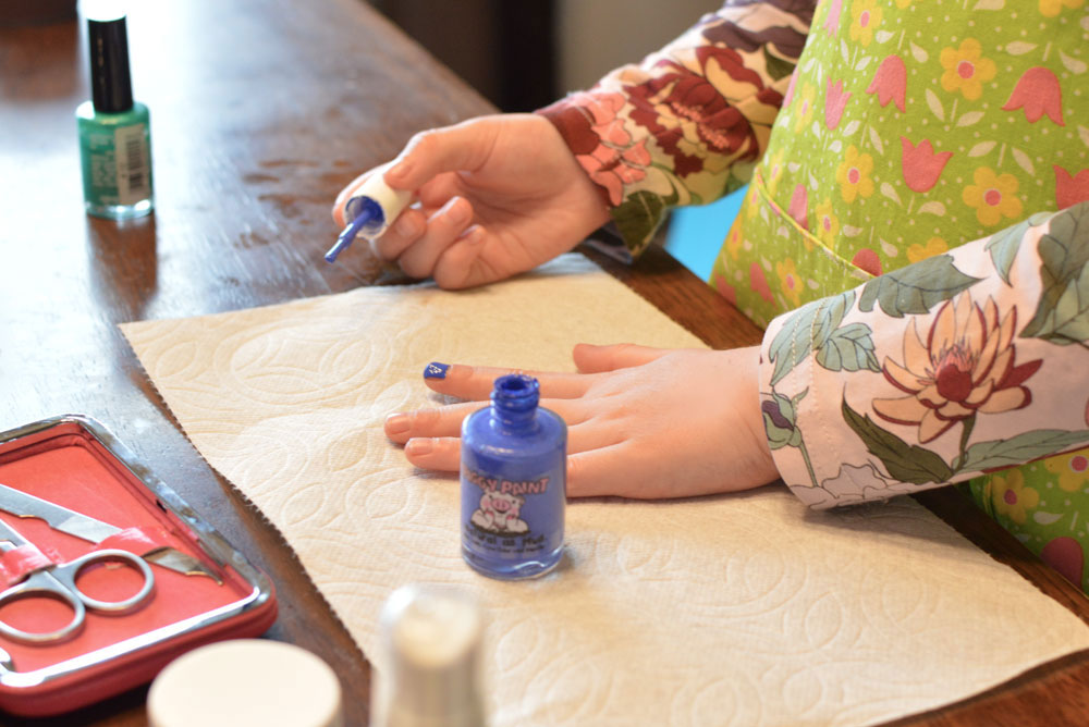 Piggy Paint non-toxic nail polish for kids - Mommy Scene