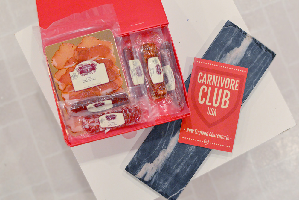 Carnivore Club meats assortment gift idea for guys - Mommy Scene