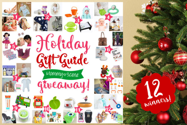 12 Days of Christmas Giveaway – Winners Announced