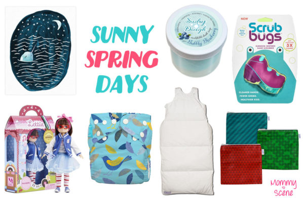 Sunny Spring Days Giveaway – Ended